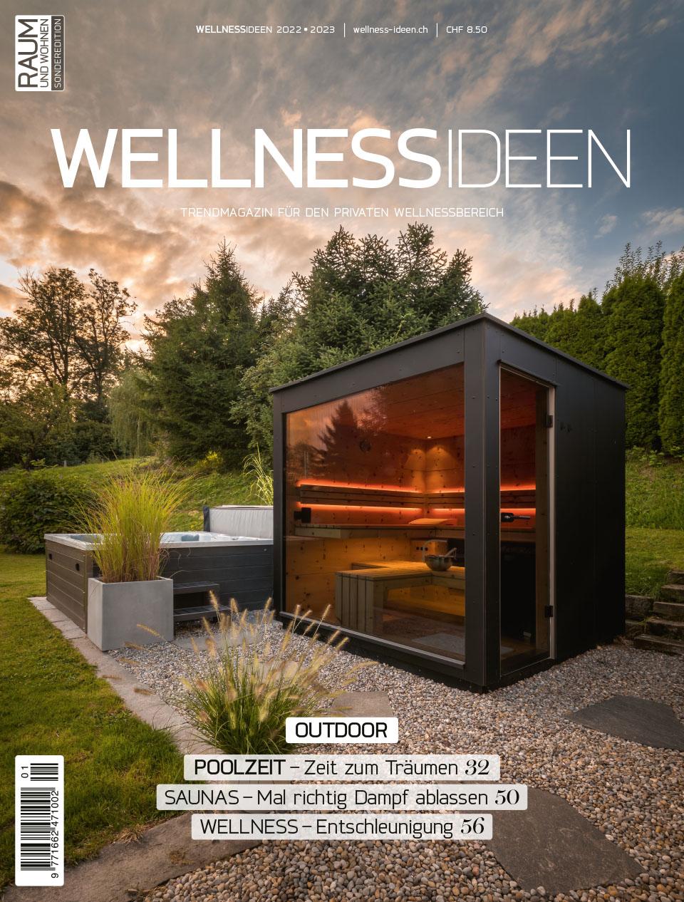 Trendmagazin Wellnessideen