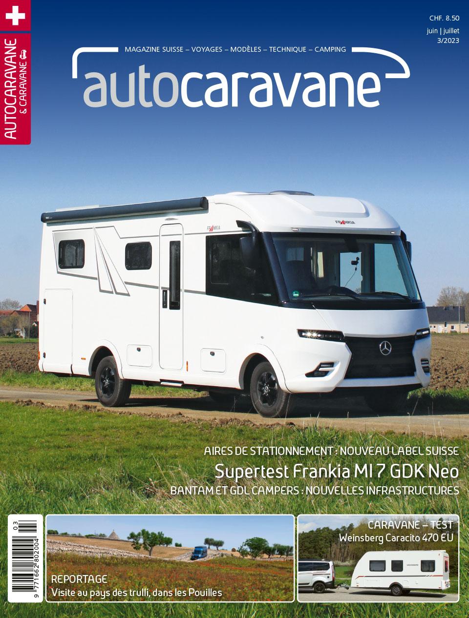 Wohnmobil & Caravan / autocaravane: Télécharger dans l'App Store