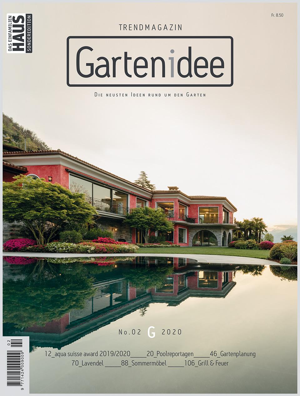 Trendmagazin Gartenidee