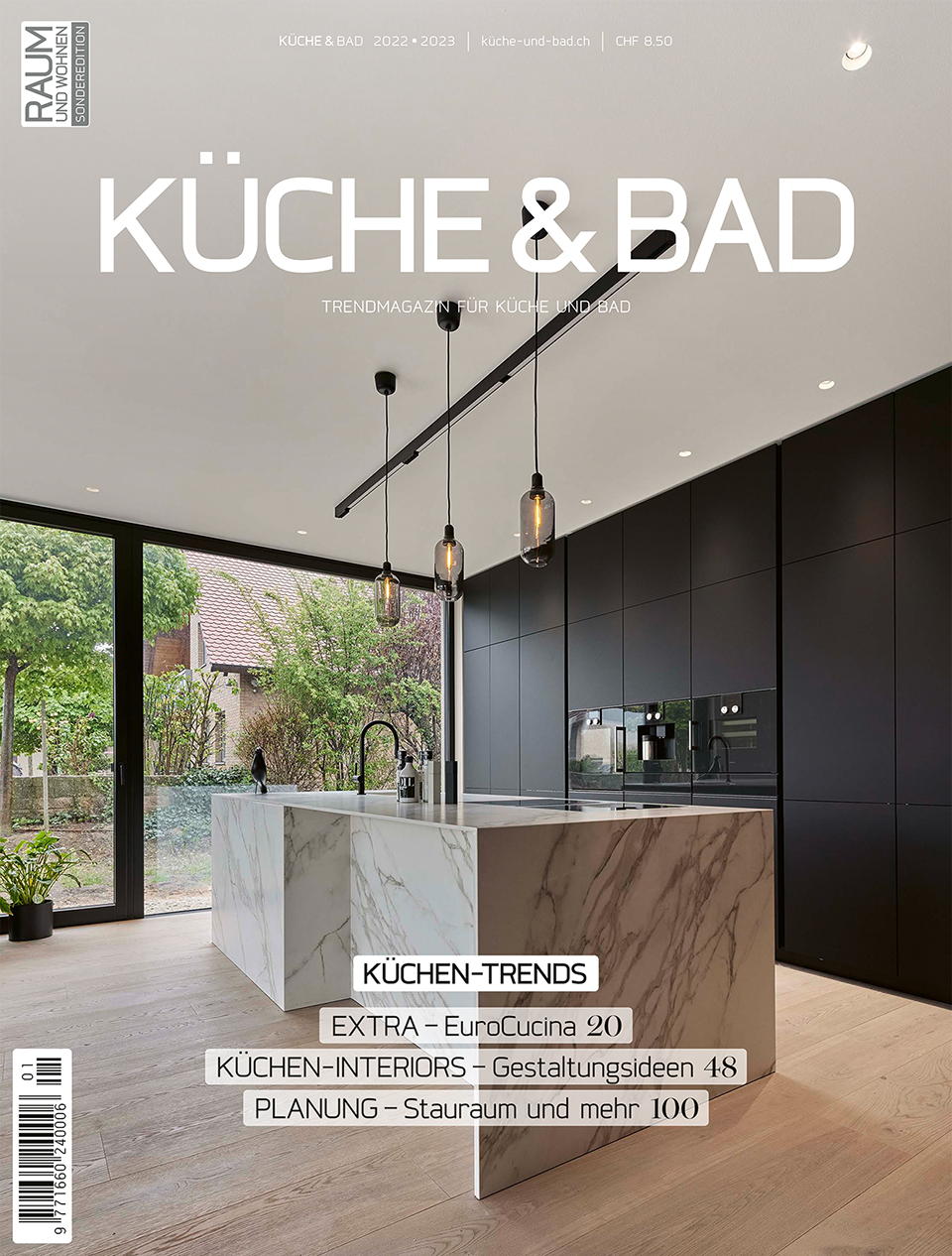 Trendmagazin Küche & Bad
