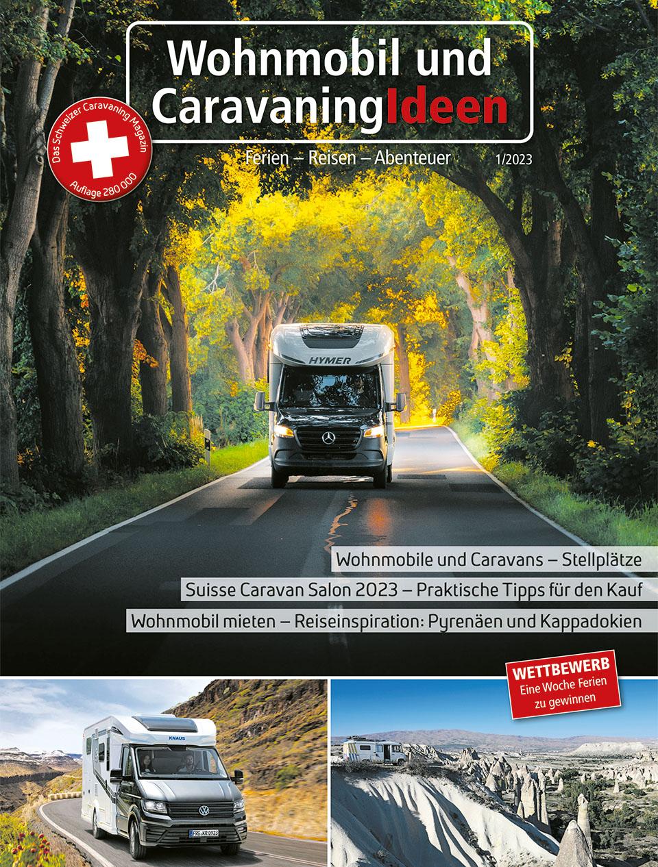 Wohnmobil- und Caravaning-Ideen