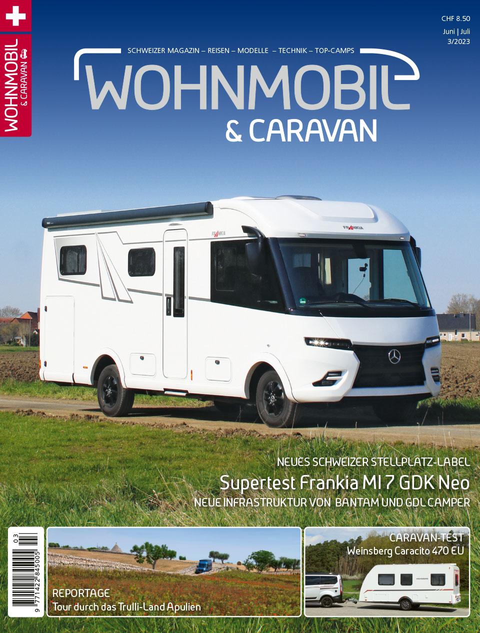 Wohnmobil & Caravan: Retrouvez nous sur facebook
