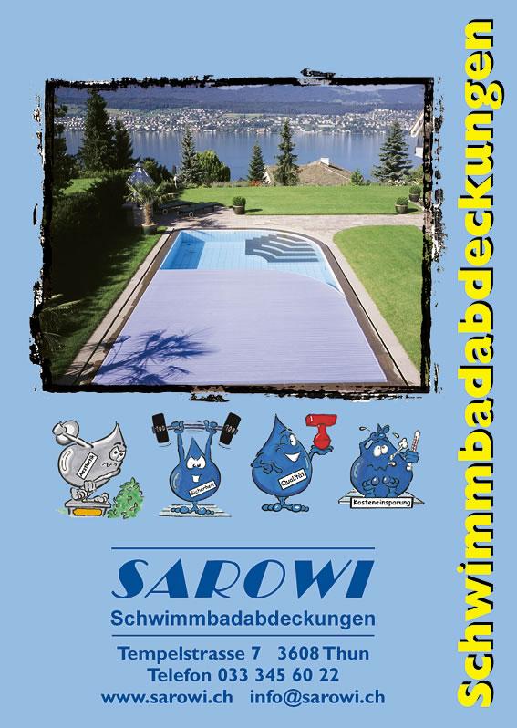 Schwimmbadabdeckungen