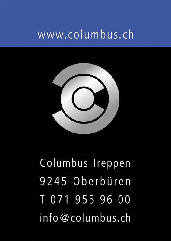 Columbus Treppen