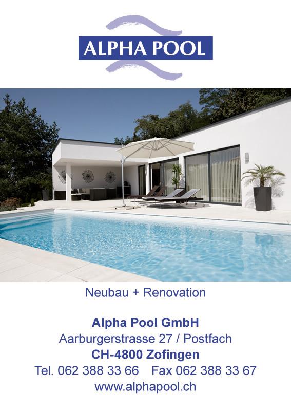 Schwimmbadbau und Renovationen
