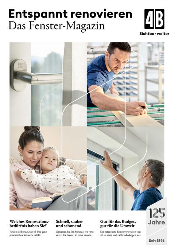 Die sanfte Renovation mit Patent