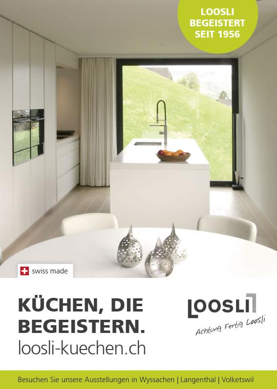 Küchen, die begeistern