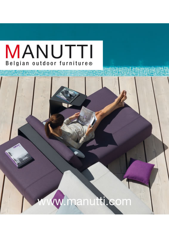 MANUTTI – Belgian outdoor furniture