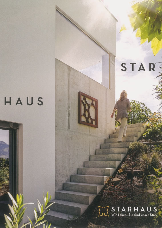 Wir bauen. Sie sind unser Star.