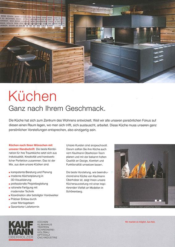 Spezialist für Küchenumbauten