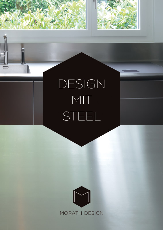 Design mit Steel