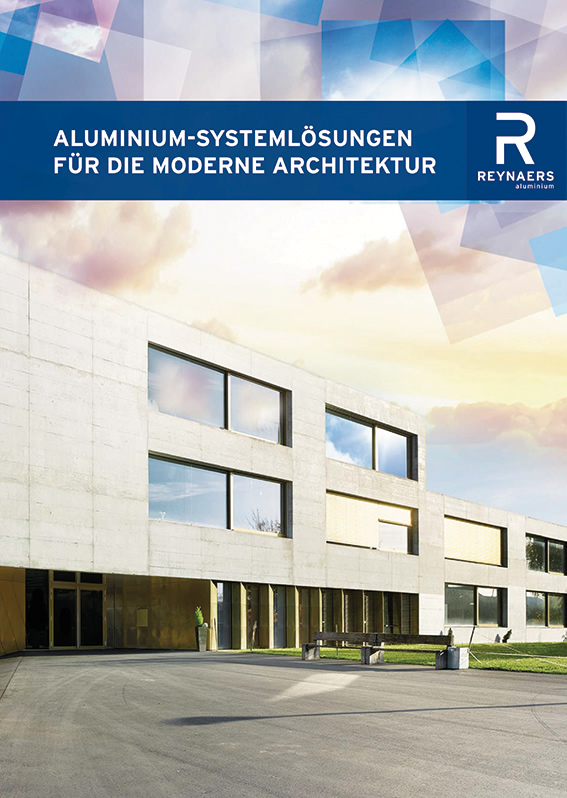 Aluminium SYSTEMLÖSUNGEN