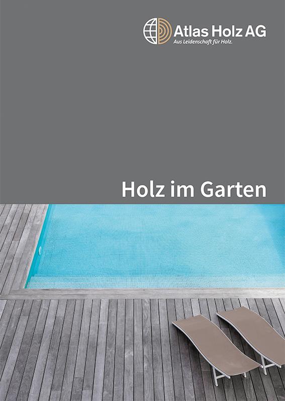 Holz im Garten / Terrassendielen