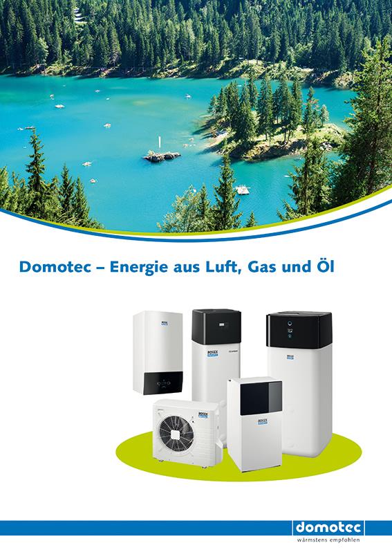 Energie aus Luft, Gas und Öl