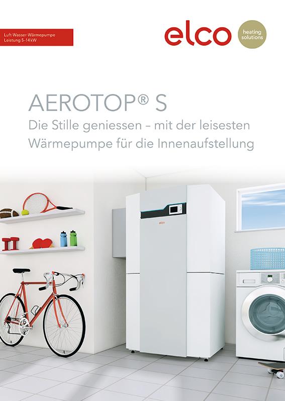 AEROTOP S Luft-Wasser Wärmepumpe