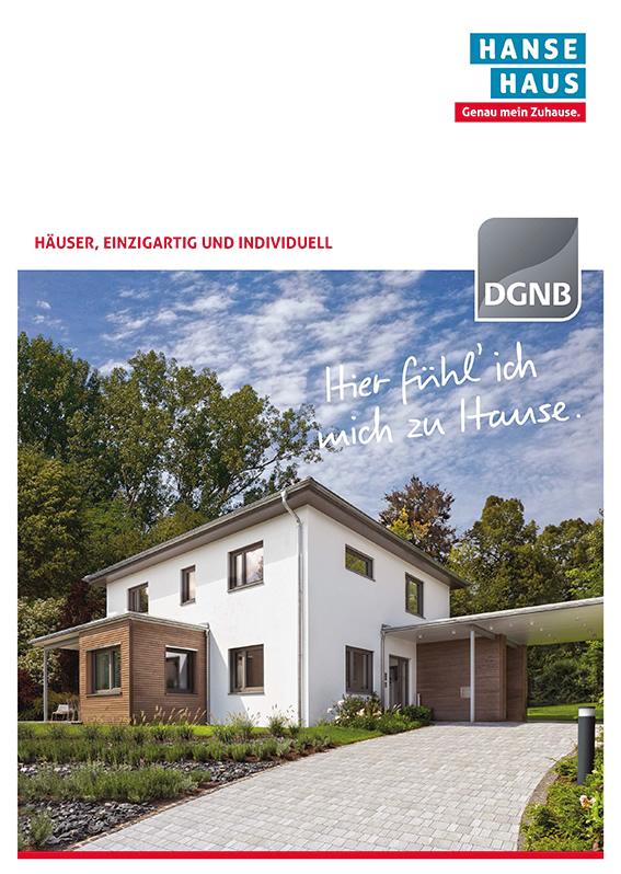 Häuser, einzigartig und individuell