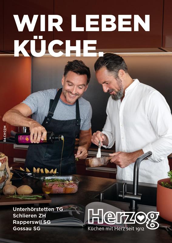 Wir leben Küche
