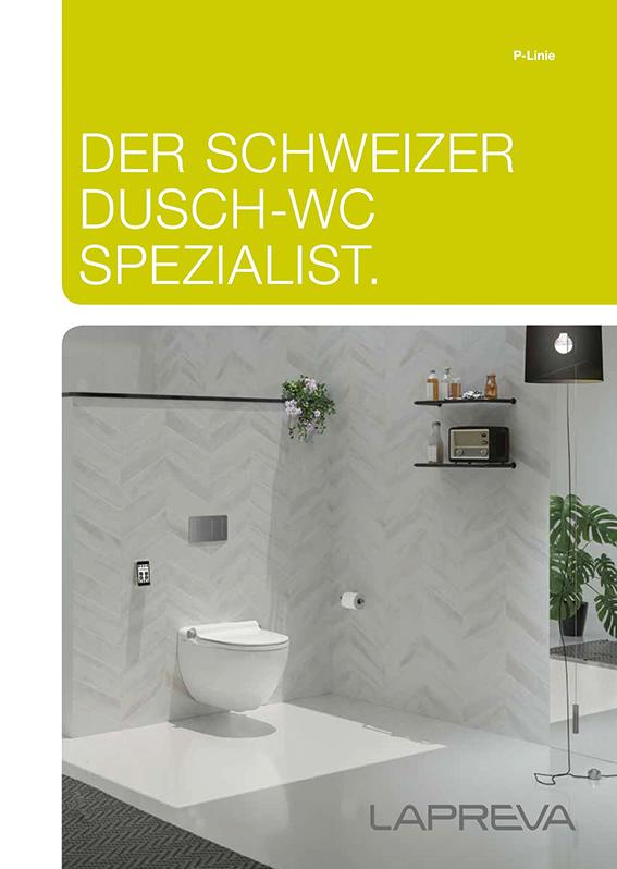 Der Schweizer Dusch-WC Spezialist