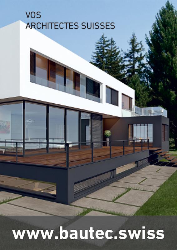 Vos architectes suisses