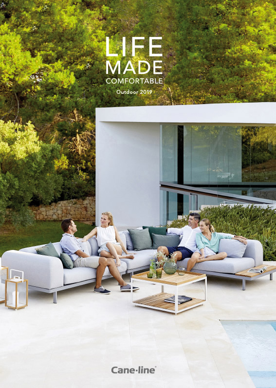 Cane-Line outdoor collection 2019