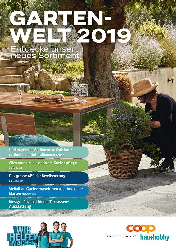 Gartenwelt 2019