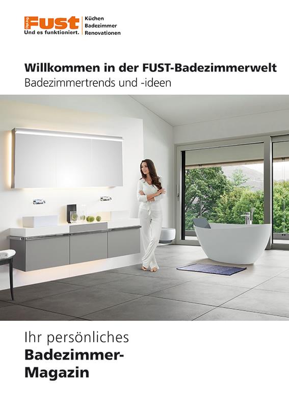 Badezimmer-Magazin