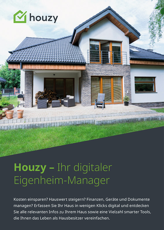 Digitaler Eigenheim-Manager