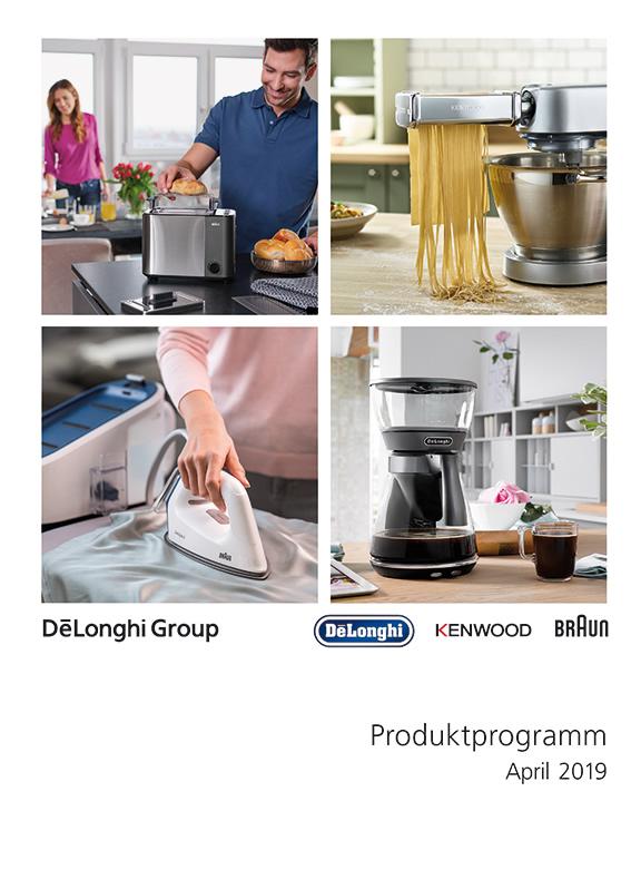 Produktprogramm 2019