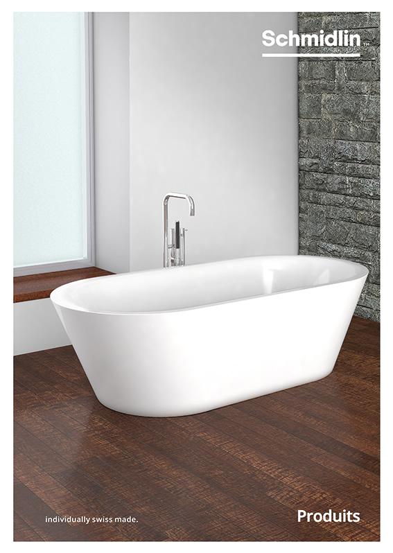 Produits salle de bain en acier