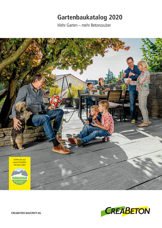 Gartenbaukatalog 2020