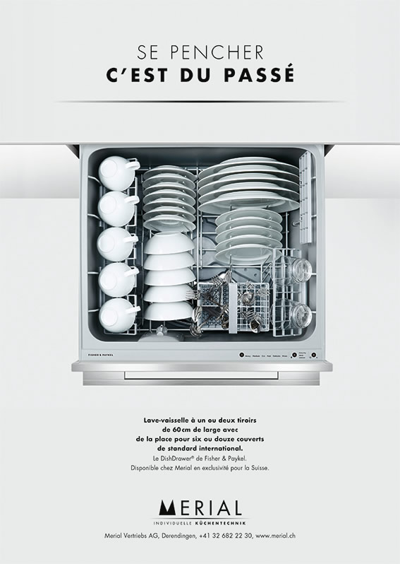 Fisher & Paykel-DishDrawer