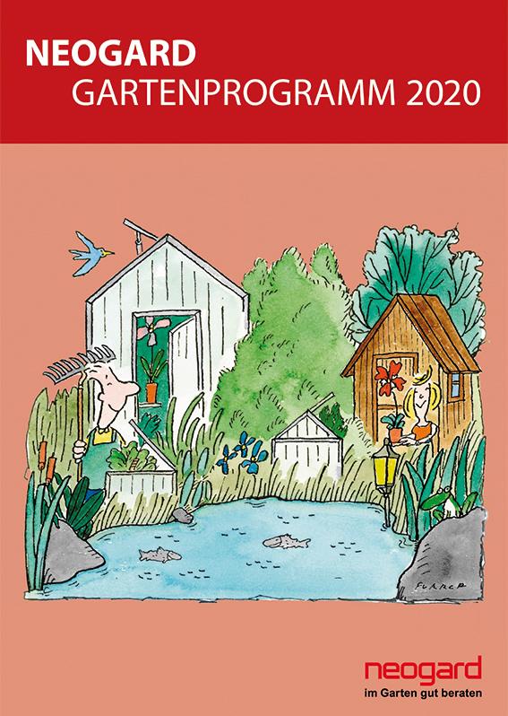 Neogard Gartenprogramm 2020
