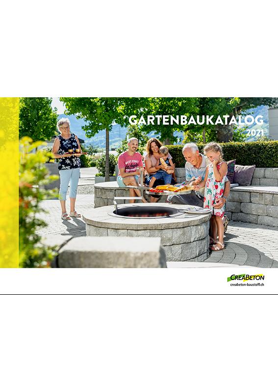 Gartenbaukatalog 2021