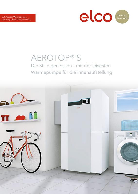 AEROTOP S Luft-Wasser-Wärmepumpe