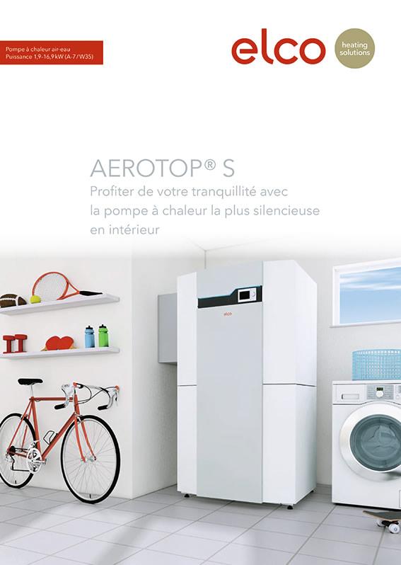 AEROTOP S POMPE à chaleur air-eau