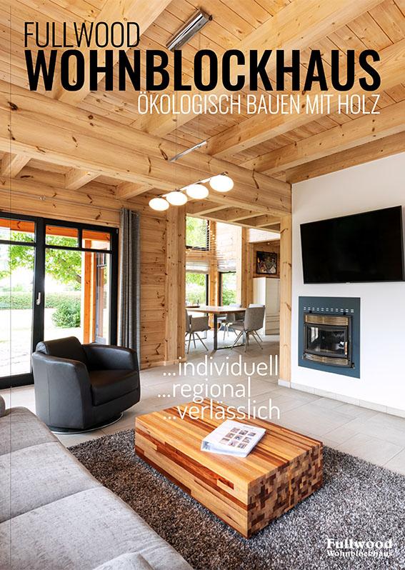 Ökologisch bauen mit Holz