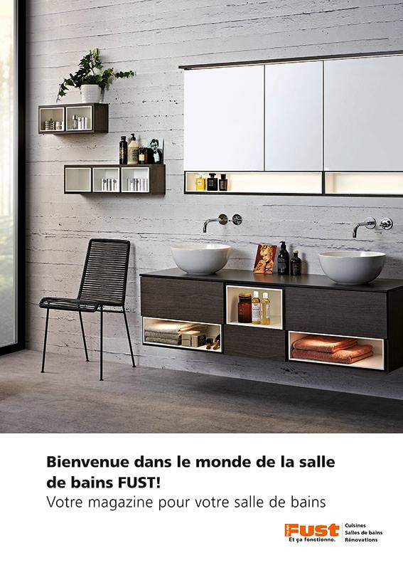 Magazine de salles de bains