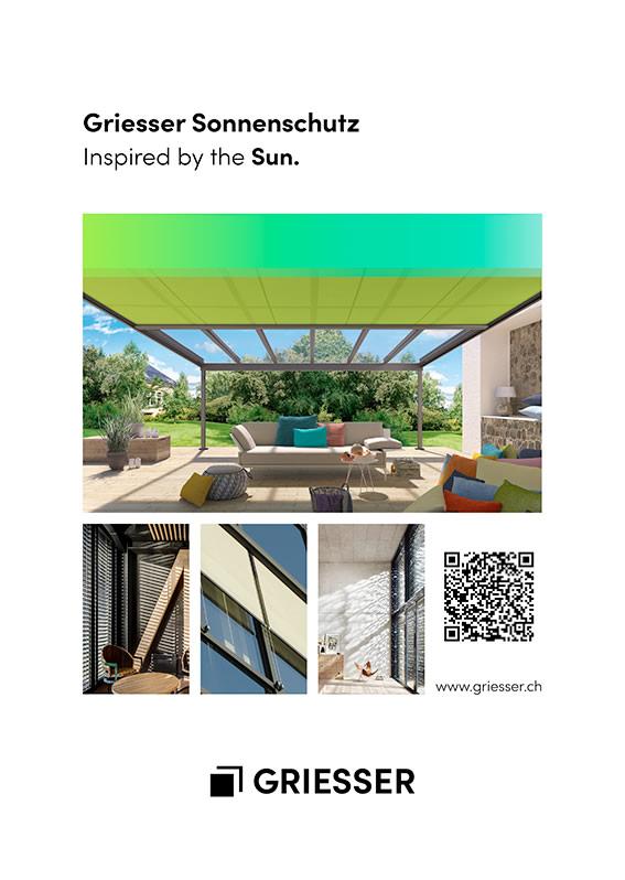 Sonnenschutzlösungen von Griesser