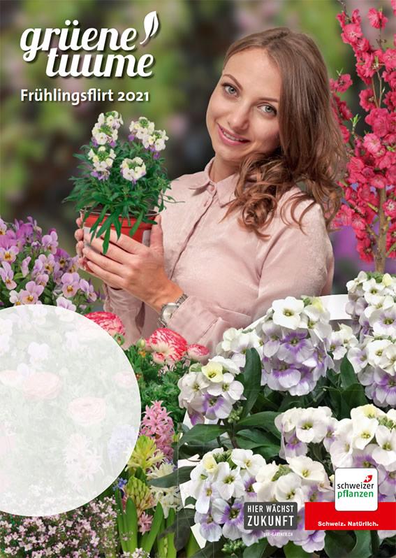 Grüene Tuume – Frühlingsflirt