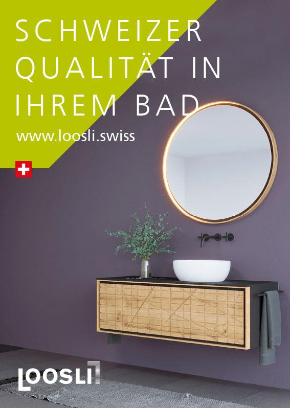 Schweizer Qualität in Ihrem Bad