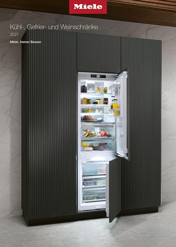 Kühl-, Gefrier- und Weinschränke