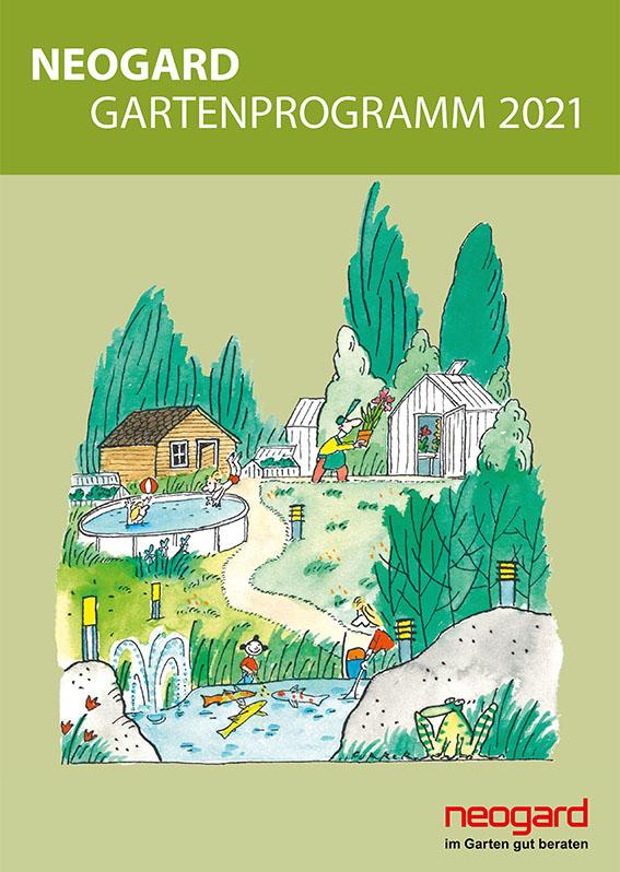 Neogard Gartenprogramm 2021