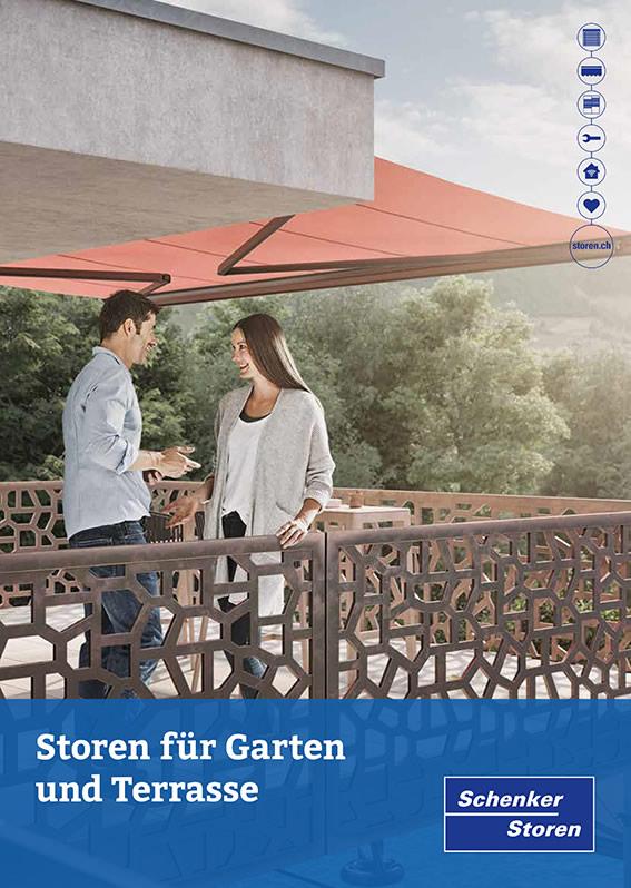 Storen für Garten und Terrasse