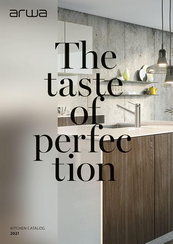 Kitchen catalog 2021